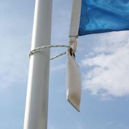 Greutate steag
