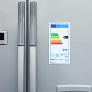 Buzunar de protectie pentru etichete de energie cu benzi magnetice