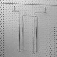Suport pliante pentru perete perforat 4 mm