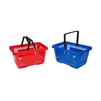 Cos de cumparaturi plastic