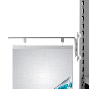 Bara transversala pentru pendul cu magnet