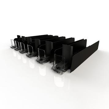 "Sistem pusher ""Adjustable Tray"""