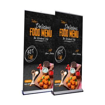 """Roll UP Banner """"Quickscreen 3"""" complet"""