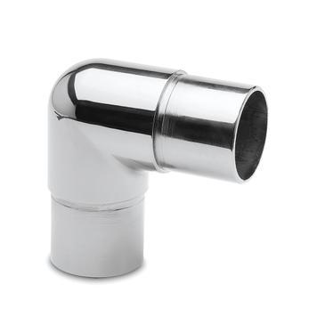 Conector tub 90°
