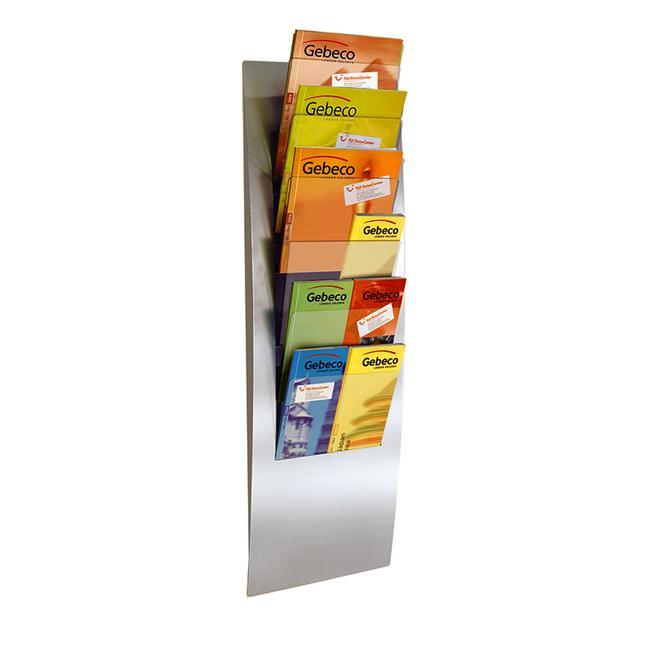 """Suport pentru brosuri de montat pe perete """"Varia"""""""