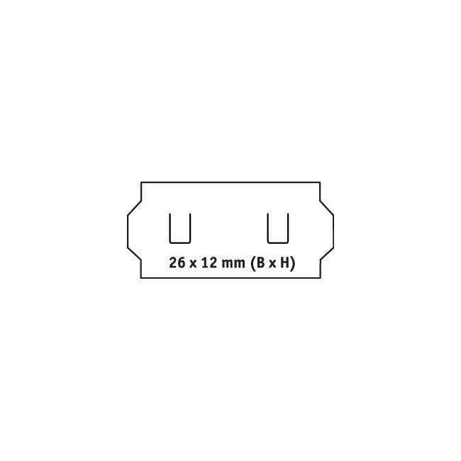 Etichete pentru sistem de etichetare , 1 rand