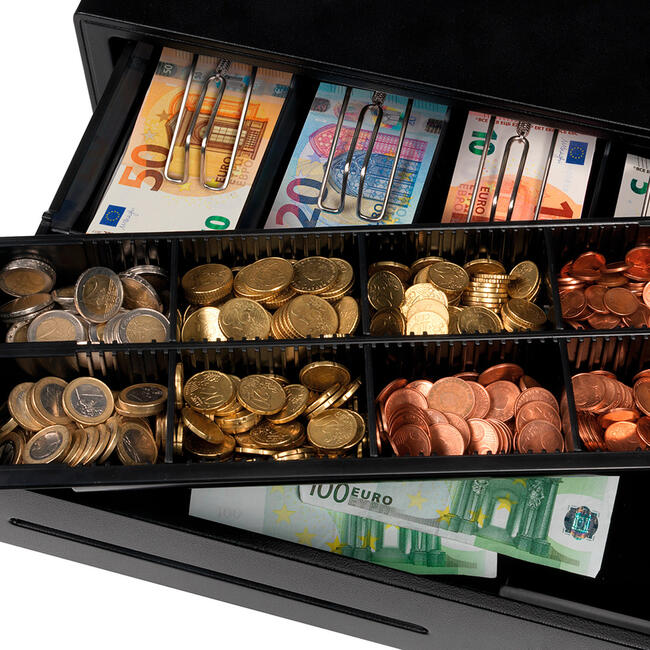 Safescan SD-4141 Standard-Duty-sertar de bani