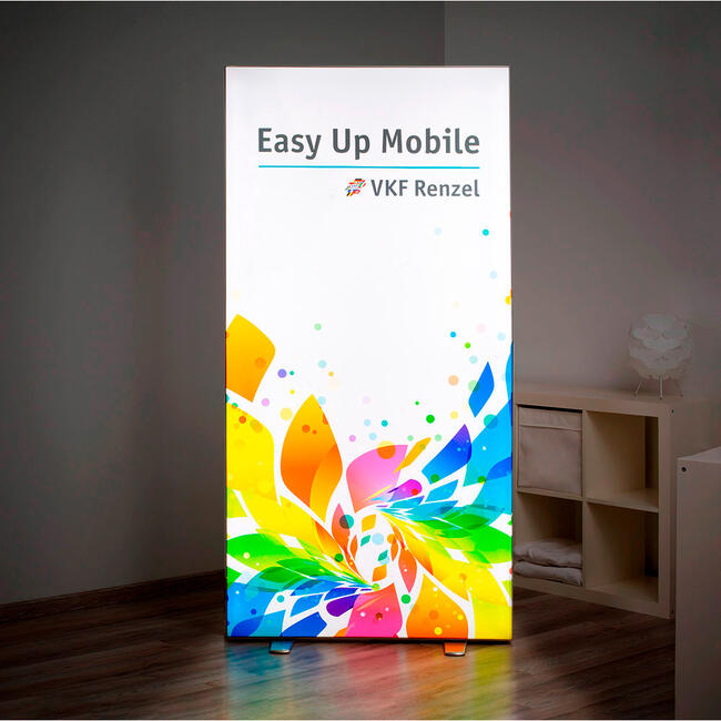 """Perete LED """"Easy Up Mobile"""""""