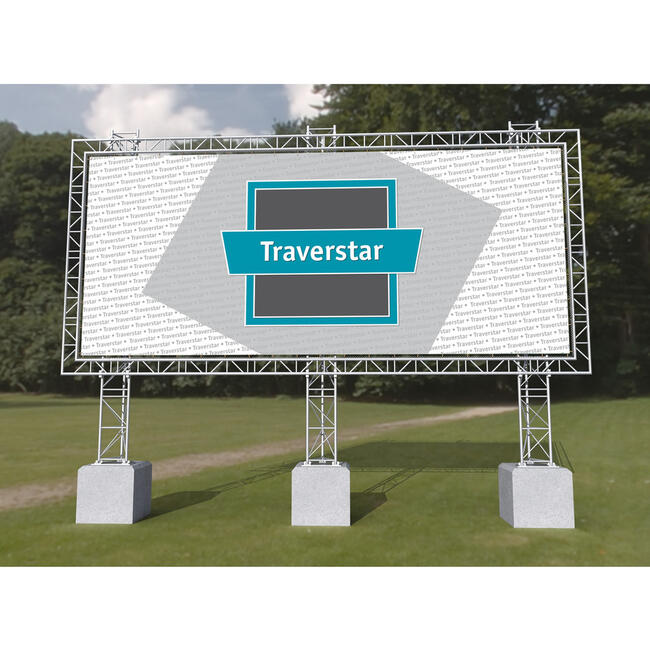 Sistemul de publicitate Traverstar de baza