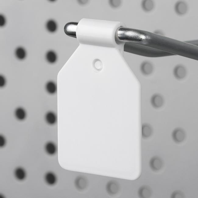 Suport pret plastic pentru carlige panou perforat