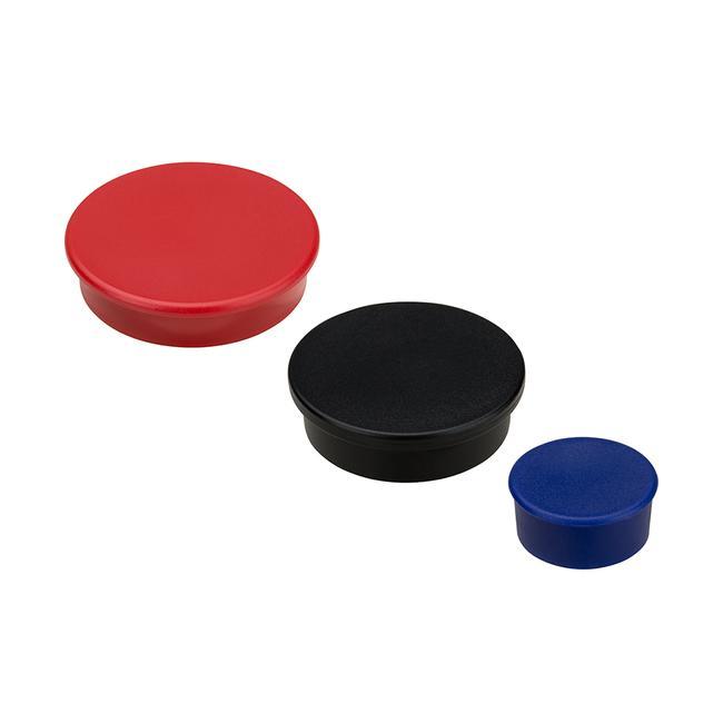 Magnet colorat, rotund
