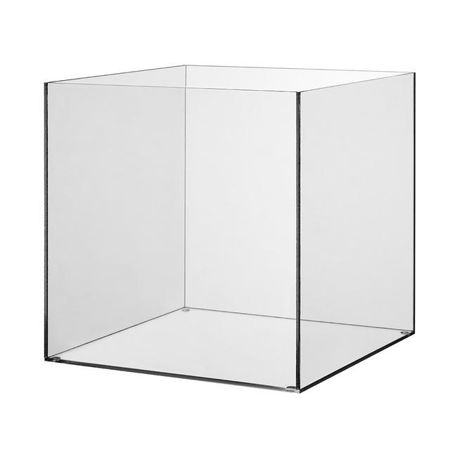 Cutie acrilic transparenta