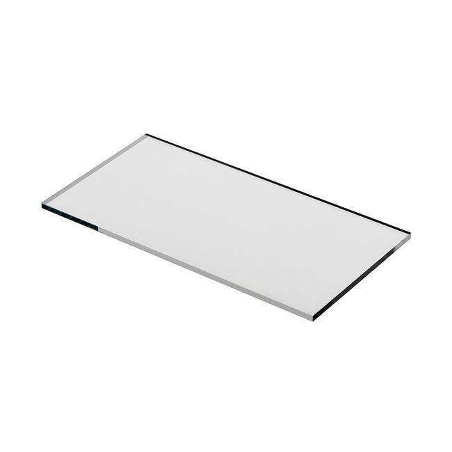 Placa din plexiglas tăiată la dimensiune
