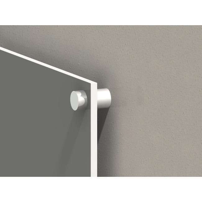 Fixare perete pentru placute de grosime max. 10 mm