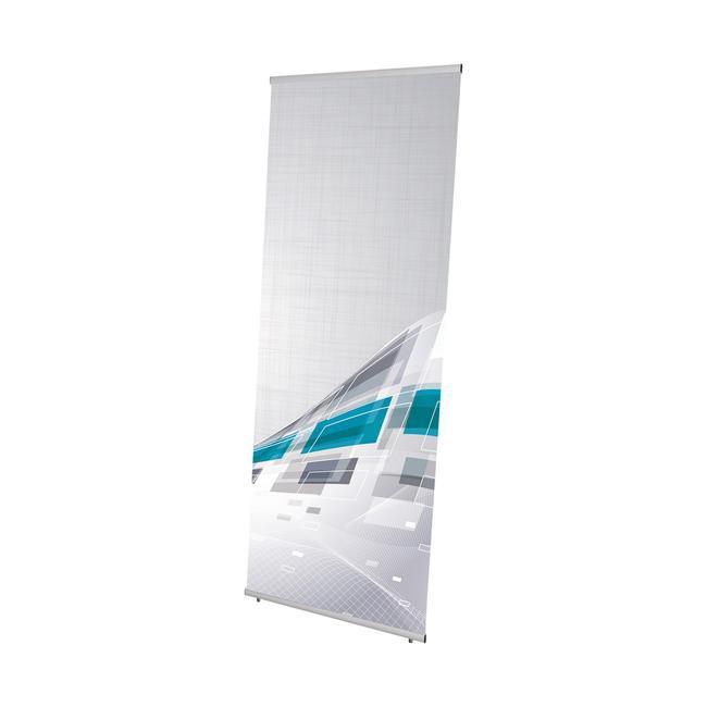 "Banner-Display ""Easy"", o fata"