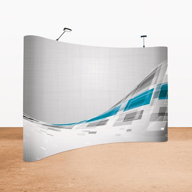 """Banner cu print digital pentru sistemul pop-up """"Style''"""
