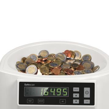 Safescan 1250 numarator monezi