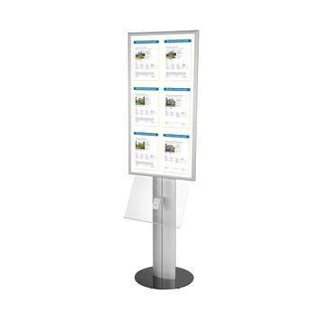 LED Stand pliante Score broker