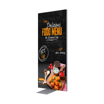Banner cu print digital display rama stretch ''Palette''