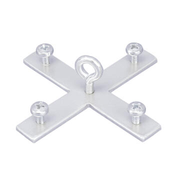 """Conector in cruce din metal """"Bannercross"""""""