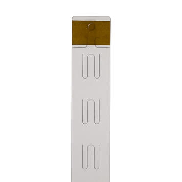 Banda de mercantizare transparenta 595 mm