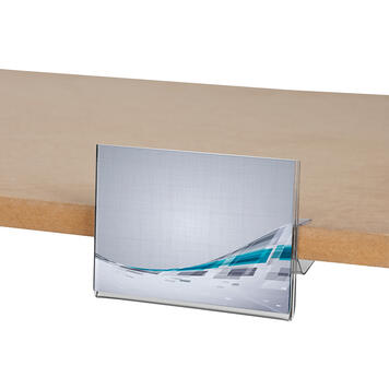Buzunar acrilic 105 x 74 mm