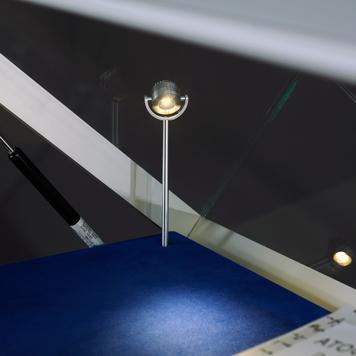 "Vitrina ""Museum"" cu iluminare LED"