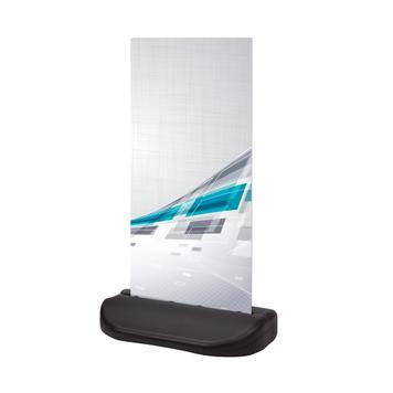 """Placa de conectare de aluminiu cu print digital pentru talpa """"Vento"""""""