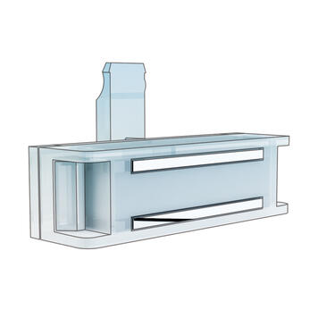 Suport magnet orizontal pentru display pret ''Klick''