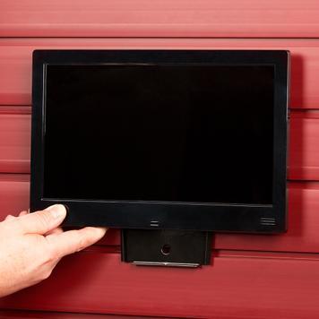 Suport monitor pentru perete slatwall Vesa 50/75