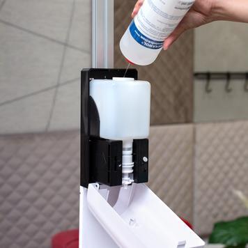Rama stretch - stand dezinfectare