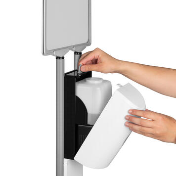 "Stand dezinfectare ""Sensor-Tondo"""