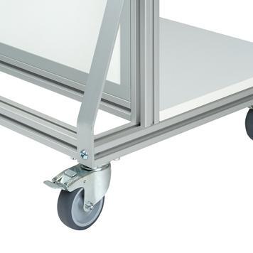 """FlexiSlot®-sistem raft """"Quattro"""""""